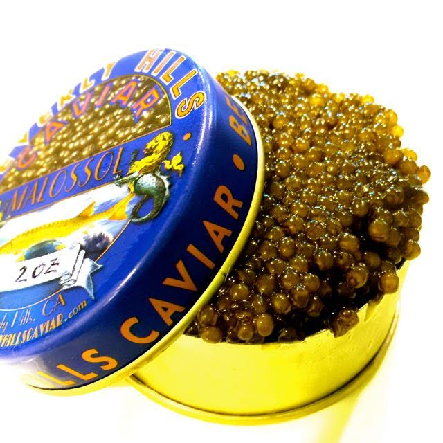 Fresh Imperial Golden Osetra Caviar :: Fresh Osetra Caviar :: Buy Imported Caviar