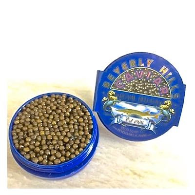 Fresh Royal River Beluga Caviar